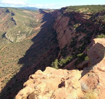 Upper Comb Ridge