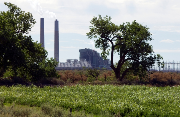 Cholla power plant, Joseph City, Arizona