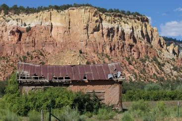 House, Gallina, New Mexico