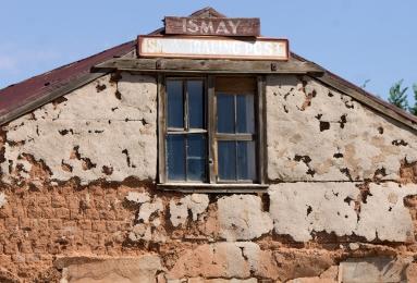 Ismay Trading Post.