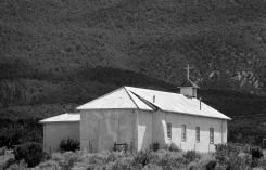 Church, Youngsville, New Mexico