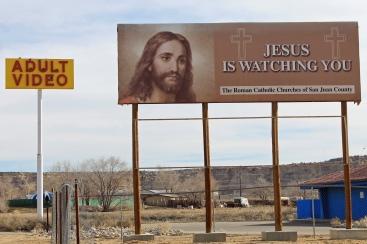 JesusisWatching
